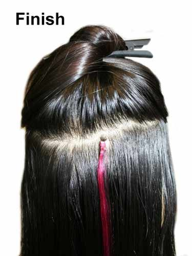 How To Apply Remove Micro Loop Hair Extensions