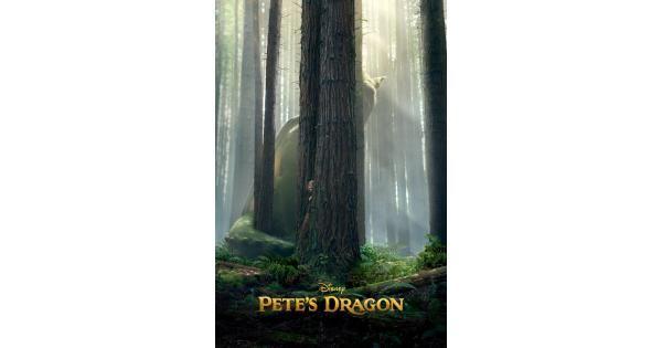Pete's Dragon (2016) Movie Review