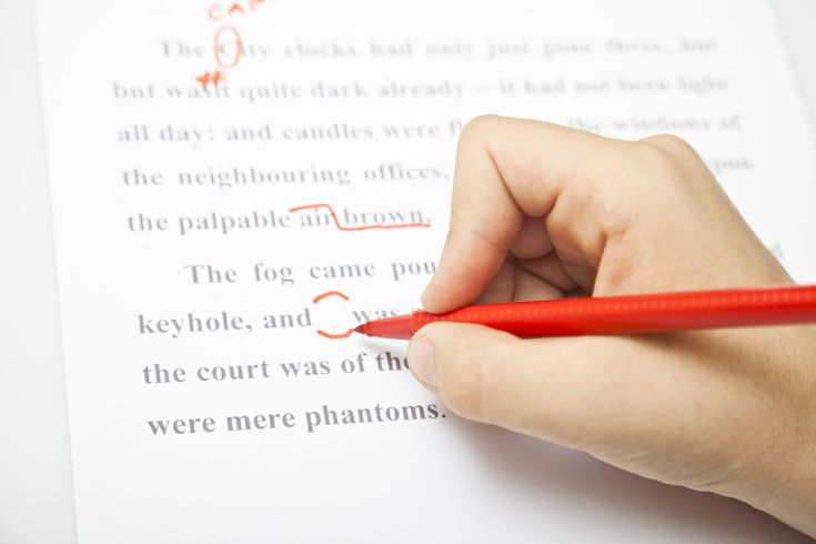 Do you have a strong opinion about the serial comma? Do typos and errors ruin a good article or book for you? If you're good at finding problems in writing, then starting a home based editing …