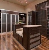 master walk with height closet beauty in standard islands island