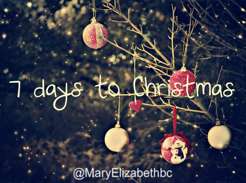 Only 7 days left!
