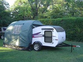 mini trailer/motorhome /casa rodante miniroad okm emplacada