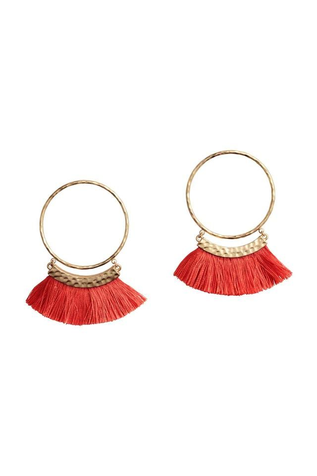 Tassel Earrings by H&M