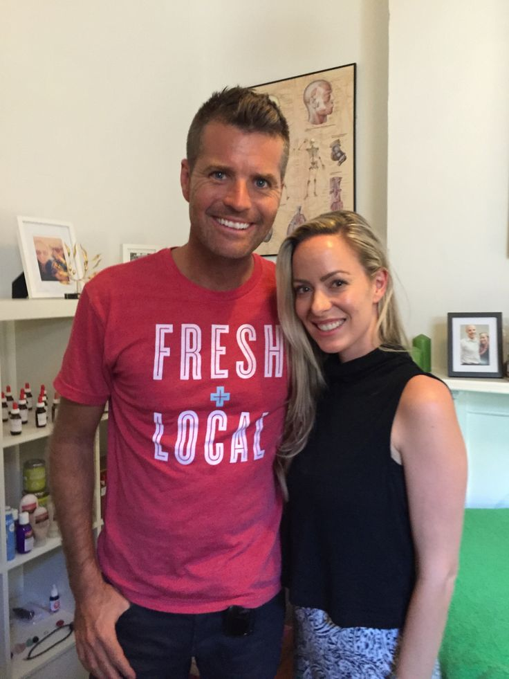 Amanda Campbell Founder and Kinesiologist at Bend Like Bamboo with Pete Evans