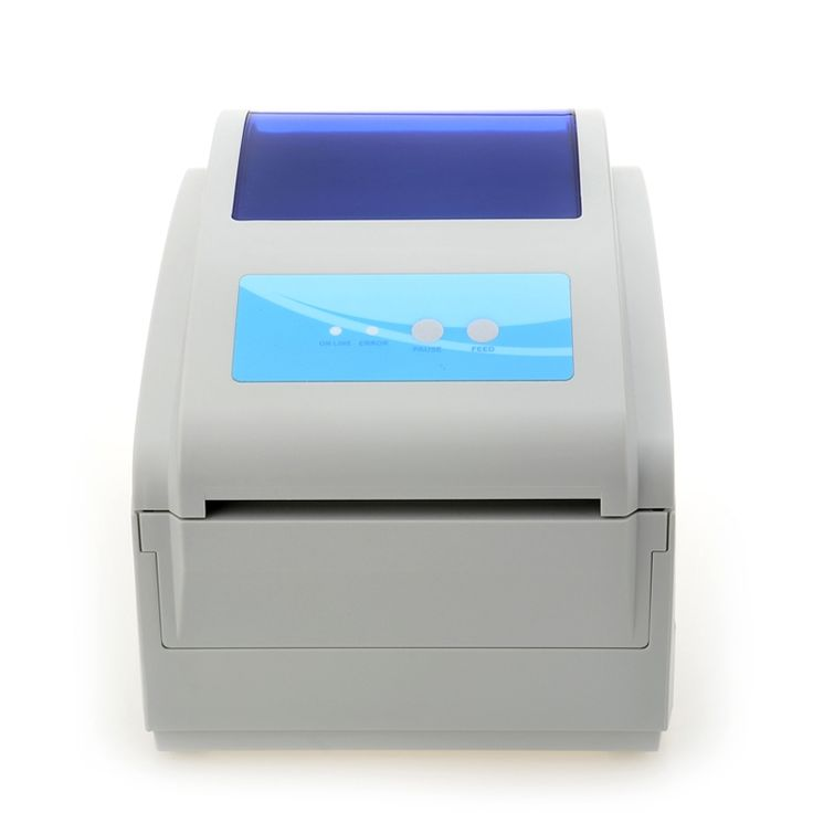 113.68$  Buy now - http://alihbh.worldwells.pw/go.php?t=32582724422 - 2016 New arrived 4-8inch/s high-speed printing Thermal sticker printer Max print width 104mm QR code Thermal barcode printer