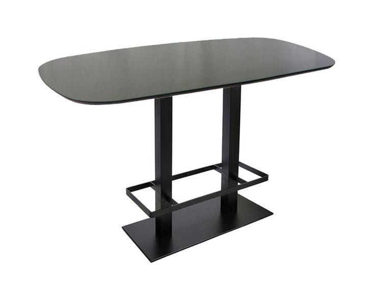1000 id es sur le th me mange debout sur pinterest table - Table mange debout rectangulaire ...
