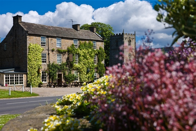 The Rose & Crown in the Durham Dales
