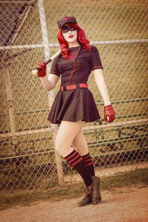 Bombshell Batwoman Cosplay