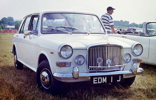 Vanden Plas Princess 1300 Mk III