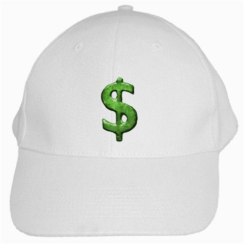Grunge Style Money Sign Symbol Illustration Baseball cap in Green and White from Cowcow Grunge style green and white baseball cap print with isolated money sign symbol illustration in saturated green tones in white background exclusive  for money lovers or just for fun. #baseballcap prints, baseball caps for men, baseball caps for women, baseball caps shop, baseball caps online, baseball caps for sale, #moneysymbol baseball cap, #grungestyle baseball cap, minimal style baseball cap