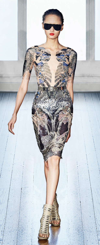Julien Macdonald: Couture Runway, Julien Macdonald Summer 2012, Spring Summer, Beautiful Dresses, Birds Dresses, Blue Birds, Weights Loss, Fashion Julien Mcdonald'S, Favorite Weights