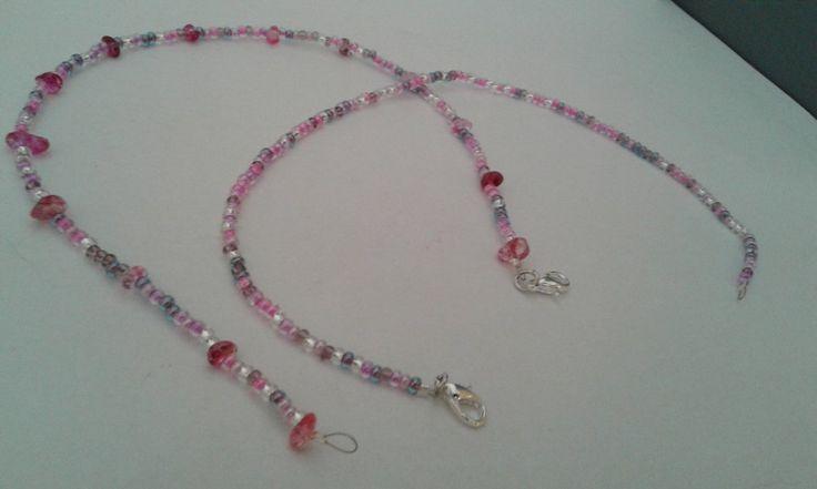 Cavigliere di perline multicolori, by Silvia jewellery of style, 4,00 € su misshobby.com