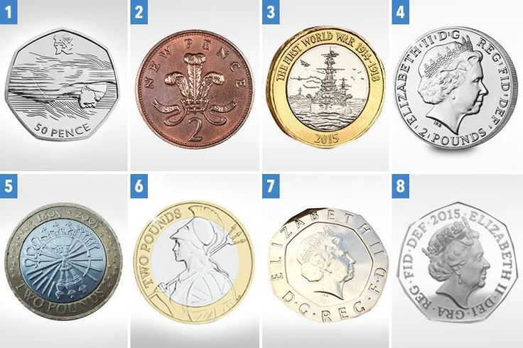 These are the rarest and most valuable coins that have errors on them