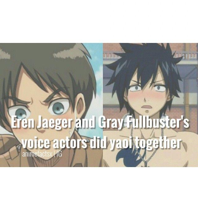 Shingeki no Kyojin and Fairy Tail