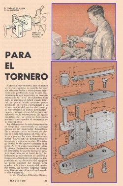PARA EL TORNERO TORNEADO DE ESFERAS MAYO 1960 001 copia