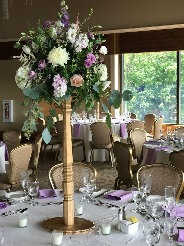 low budget wedding new jersey%0A Wedding Reception Centerpieces by Bloomers in Allentown  New Jersey    allentownnj  bloomers