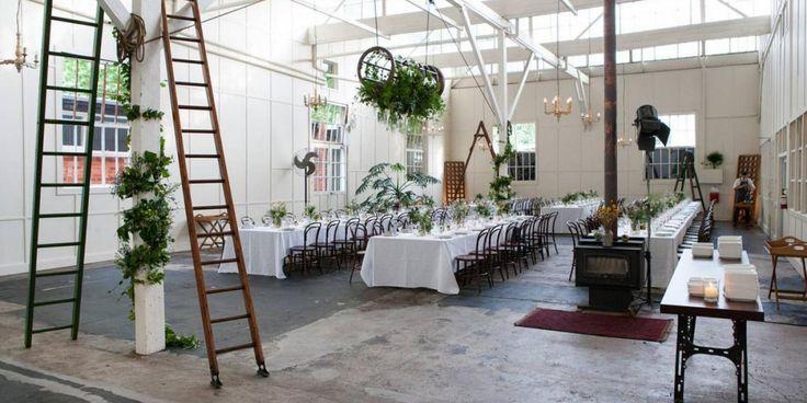 Australian Warehouse Wedding Venues