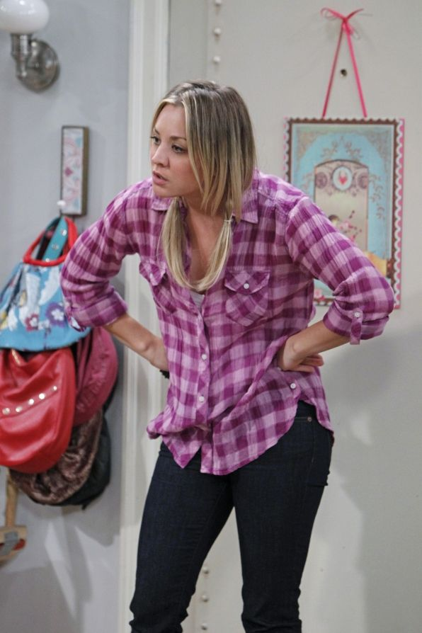 "Penny in ""The Scavenger Vortex"" Episode 3 of Season 7 When the entire gang competes in a scavenger hunt designed by Raj, it brings out the best – and worst – in everyone, on THE BIG BANG THEORY, Thursday, Oct. 3 (8:00 – 8:31 PM, ET/PT) on the CBS Television Network. Pictured: Kaley Cuoco Photo: Sonja Flemming/CBS © 2013 CBS Broadcasting, Inc. All Rights Reserved."