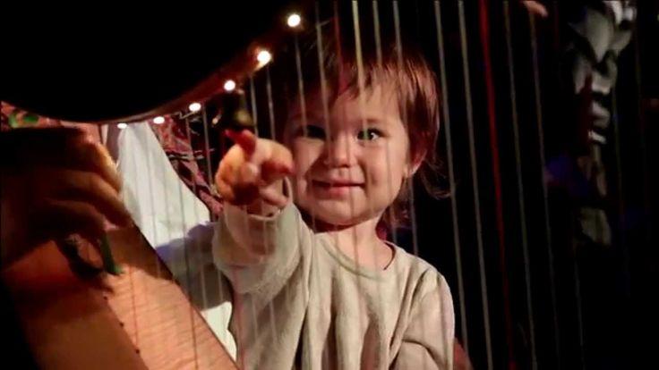 Детский концерт-арфотерпия. Сеанс музыкотерапии для детей и взрослых от волшебника Элизбара:  Божий человек, прирожденный целитель душ,  Ангел, посланный нам как образец Добра в действии.