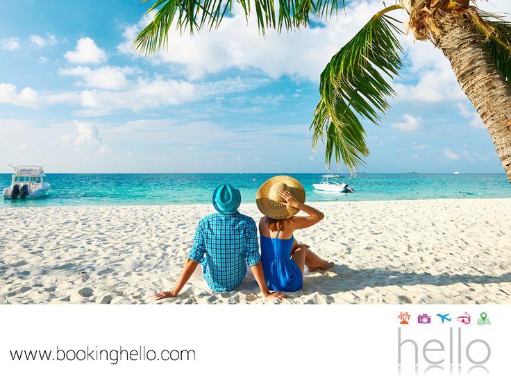 VIAJES DE LUNA DE MIEL. Pocos lugares te ofrecen tanto, para tener una luna de miel inolvidable. El Caribe mexicano cuenta con una importante riqueza cultural y natural que destaca por tener numerosas playas en donde el azul turquesa del mar y su arena blanca, crean un contraste relajante para disfrutar el entorno. Además, podrán visitar sus zonas arqueológicas, atractivos turísticos y parque temáticos. En Booking Hello, te invitamos a elegir tu pack all inclusive para vivir la mejor…