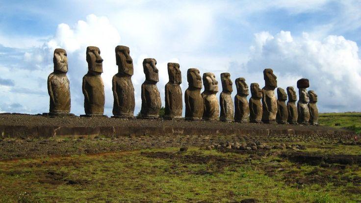 Европейцы уничтожили остров Пасхи. Кто следующий? - victorvideo