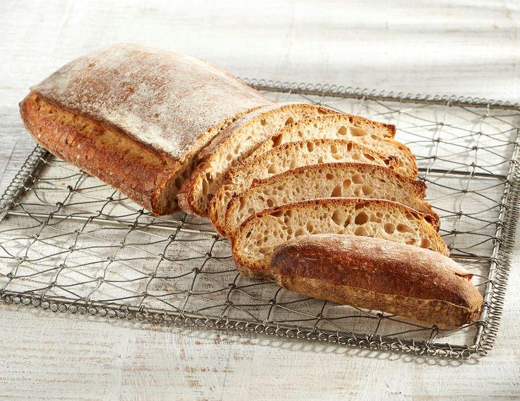 Faites le plein d'énergie avec notre pain riche en céréales. #Intermarché #Pain #Cooking #Blé