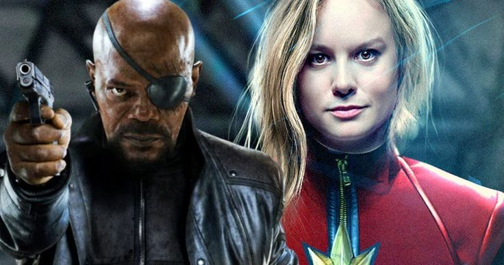 Samuel L. Jackson Will Return as Nick Fury in Captain Marvel -- Recent rumors about Nick Fury's eventual return in Captain Marvel have been officially confirmed. -- http://movieweb.com/captain-marvel-movie-nick-fury-samuel-l-jackson-confirmed/
