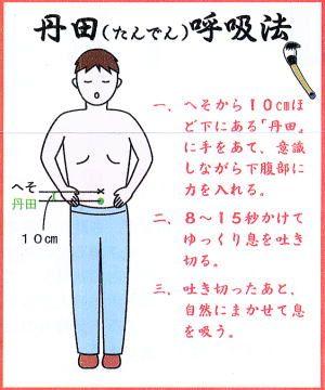 丹田呼吸法は、最大級のミトコンドリア活性法   強健ラボ