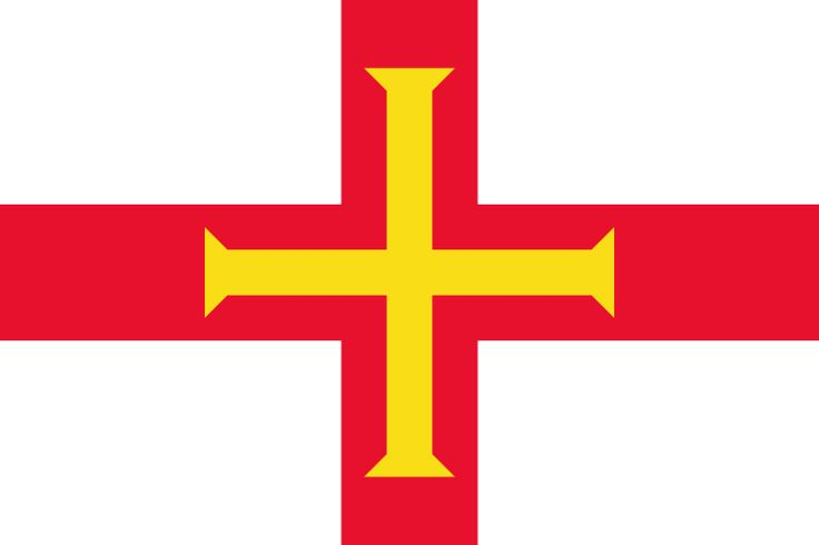 Guernsey - (crown dependency of the UK)