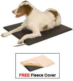 Heated Kennel Mats - Lectro-Kennel has been warming pets for over 30 years. It is ideal for use in a doghouse, kennel, garage, basement, porch or anywhere extra warmth is desired. Our Heated Kennel Pads use an internal thermostat to keep the temperature at a desirable 102 degrees when the pet lies upon the pad. @ http://www.petstreetmall.com/Heated-Dog-Beds/465.html