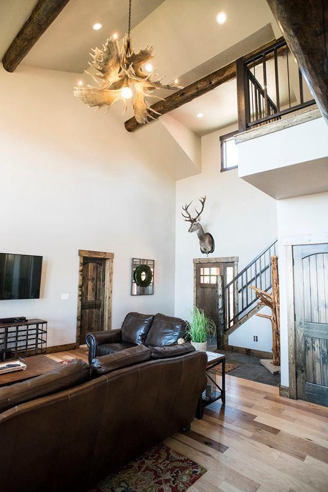 116 best rustic home decor images on pinterest   chandeliers, deer