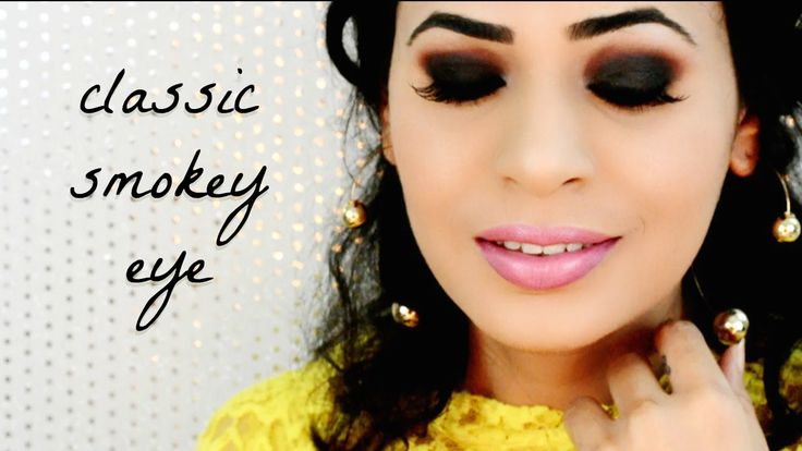 Classic Smokey Eye | Makeupbydamselshine