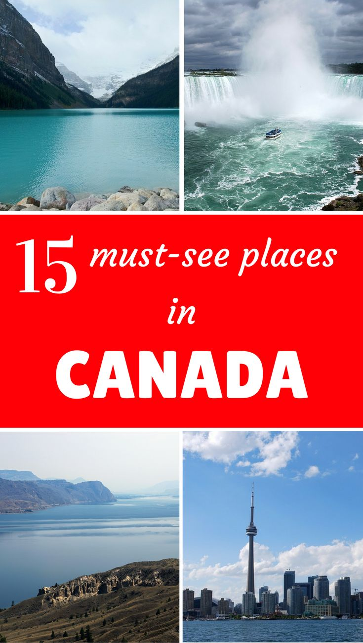 15 Must See Places in Canada Celebrate Canada's 150th With a Radisson Free Hotel Night Giveaway!