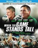 When the Game Stands Tall [2 Discs] [Includes Digital Copy] [UltraViolet] [Blu-ray/DVD] [Eng/Fre/Spa] [2014], 43941