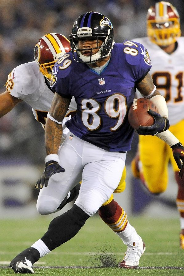 Steve Smith, Baltimore Ravens