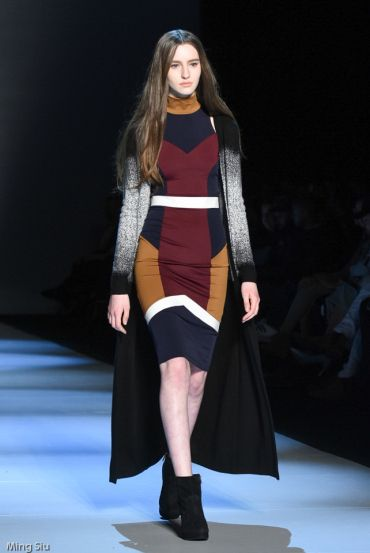 HIGHLIGHTS FROM DAY 5 TORONTO FASHION WEEK FALL 2016 – to Fashionistas