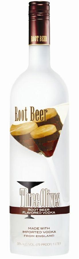 Vodka Root Beer