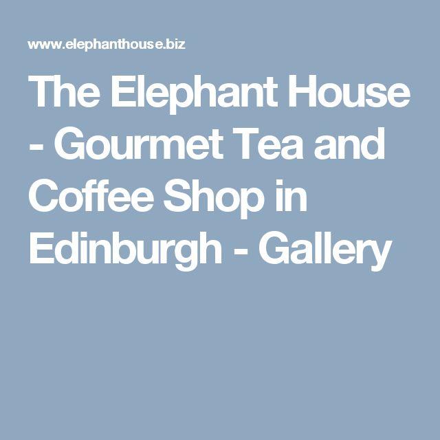 The Elephant House - Gourmet Tea and Coffee Shop in Edinburgh - Gallery