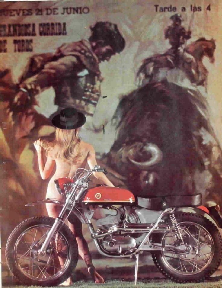 Montesa - Vintage Motorcycle Classic