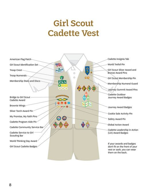 Best 25+ Girl scout vest ideas on Pinterest | Girl scout ...