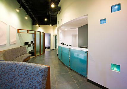 Colorado Kids Pediatric Dentistry - Dental Office Design by JoeArchitect in Highlands Ranch, Colorado