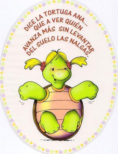 Maestra de Infantil: Juegos de psicomotricidad con rimas.