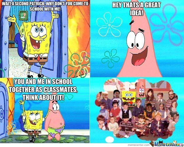 Spongebob Funny Moments | Spongebob Moments. - Meme Center