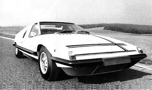 Škoda 110 Super Sport: český sporťák vznikl již roku 1969, jel přes 210 km/h