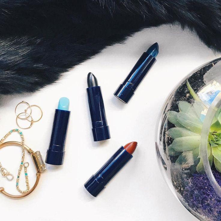 Do you love #Moodmatcher lipsticks as much as @thehautebrunette?