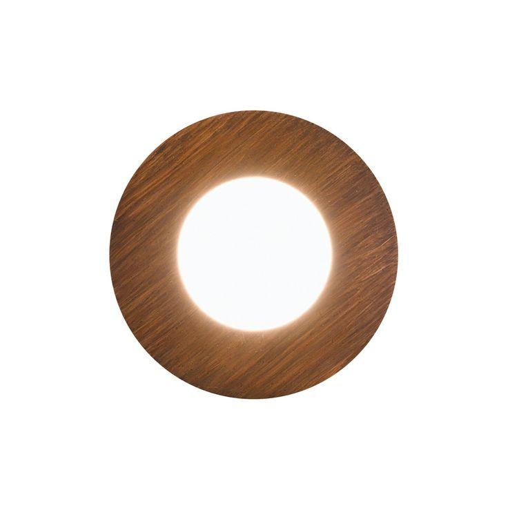 Eglo Lighting 89288 Margo Outdoor Round Recessed Lamp In Copper - Eglo Lighting from The Home Lighting Centre UK