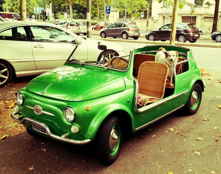 fiat 500 old style cabrio fiat 500 pinterest fiat cars and fiat cars. Black Bedroom Furniture Sets. Home Design Ideas