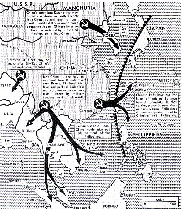 NSC-68 Cold War | Korea was split at the 38 th parallel because, when they were ...