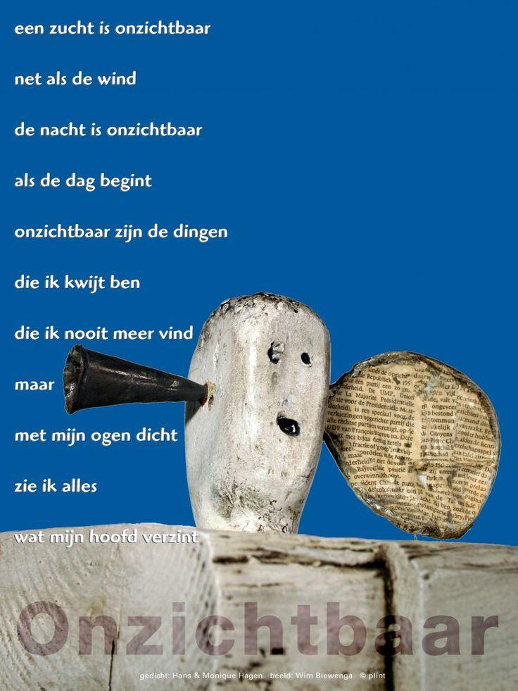 Onzichtbaar hans en Monique Hagen; beeld: Wim Biewenga; http://www.plint.nl/plint/aan-de-muur/poezieposters/poezieposter-onzichtbaar-hans-en-monique-hagen/
