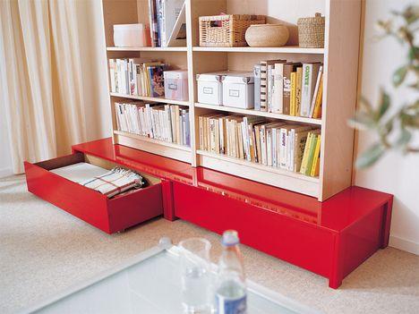 die besten 17 ideen zu regal mit schubladen auf pinterest. Black Bedroom Furniture Sets. Home Design Ideas